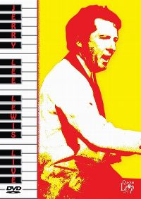 Cover Jerry Lee Lewis - Live [DVD]